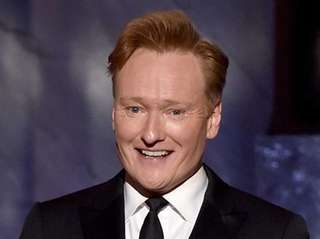 Conan O'Brien will broadcast from Comic-Con in San