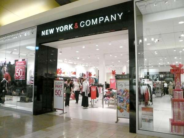 New York & Company offers a 15 percent