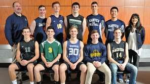 The Newsday All-Long Island varsity boys volleyball team