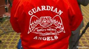 Curtis Sliwa, founder and CEO of the Guardian