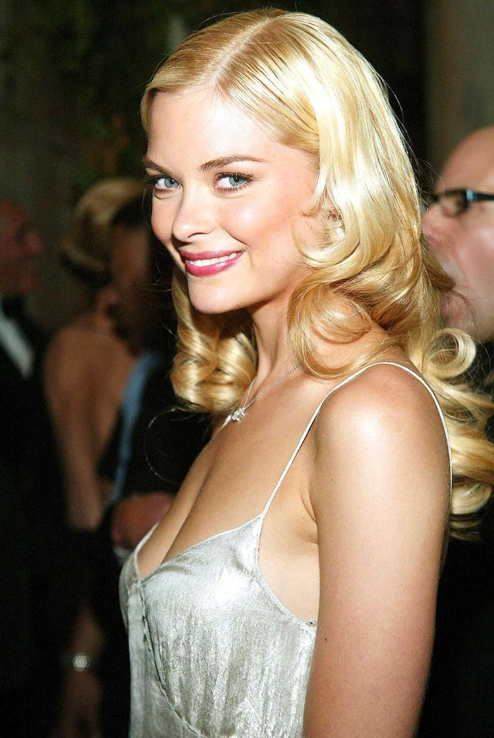 A successful model at age 14, Jaime King
