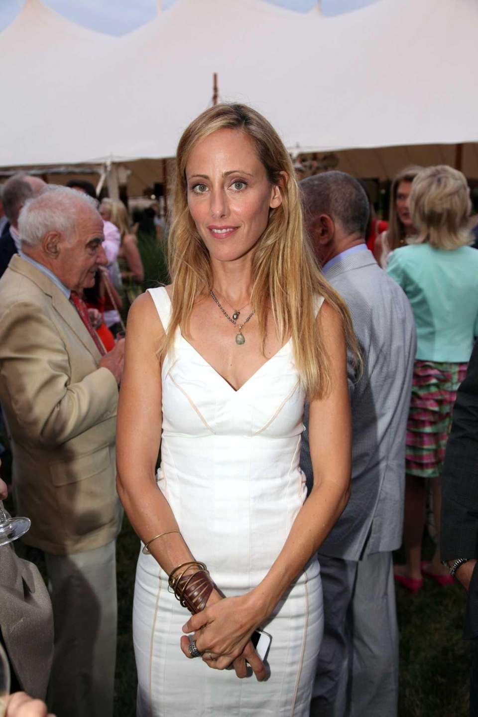 Kim Raver attends the 12th.annual Nature Conservancy's Beaches