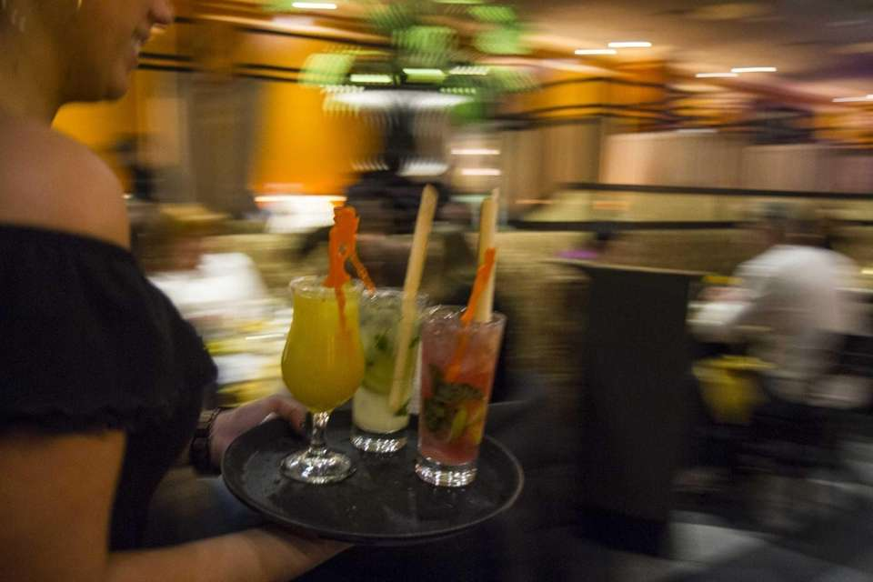 Havana Central serves a variety of drinks including