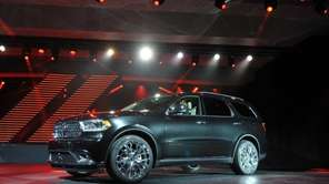 Dodge premiered a new Durango at the 2013