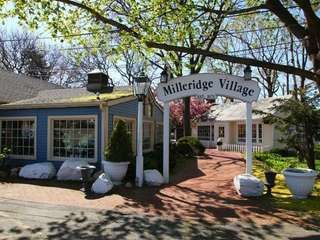 The original part of the Milleridge Village inn