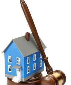 The slow pace of clearing foreclosures through the