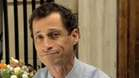 An image taken from the video announcing Anthony Weiner's candidacy for mayor. (May 22, 2013)