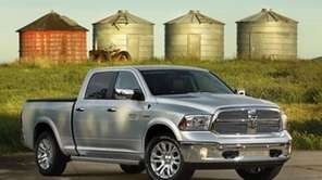 The 2014 Ram 1500 is the only light-duty