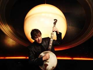 "Bela Fleck is featured at the ""Banjo Summit"""