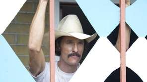 Matthew McConaughey stars as Ron Woodroof in Jean-Marc