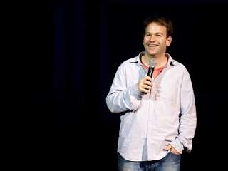 Comedian Mike Birbiglia brings his quot;Thank God for