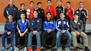 The Newsday 2014 All-Long Island boys soccer team