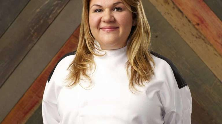 hells kitchen season 14 includes long island native chrissa schmerler - Hells Kitchen Season 14