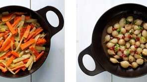 Braising is the remedy for the winter vegetable