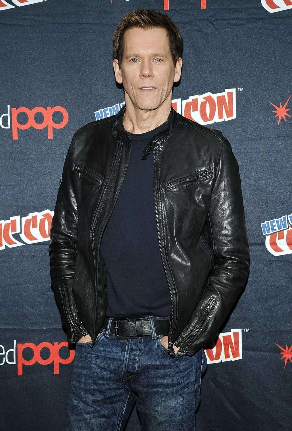 Kevin Bacon donated to President Obama's re-election campaign