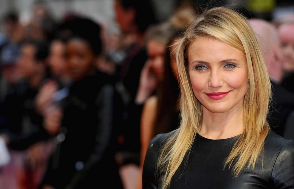 Actress Cameron Diaz donated $5,200 to Kentucky Democrat