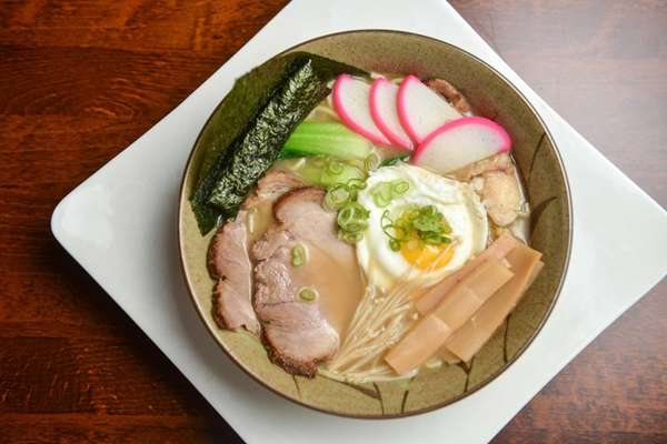 Sho-Yo Ramen is a traditional Japanese noodle soup