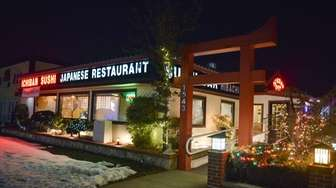 An exterior view of Ichiban Sushi in Oakdale.