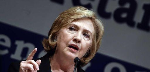 Hillary Clinton said on Thursday that she wants