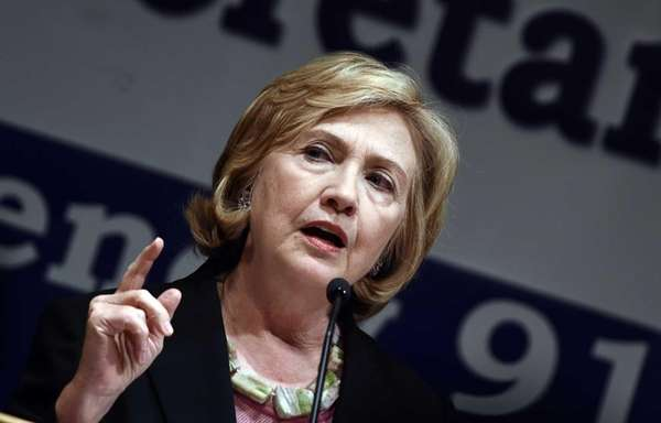 Hillary Rodham Clinton said on Wednesday, March 4,