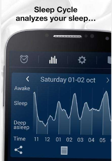 Sleep Cycle Alarm Clock is 99 cents in