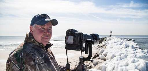Mitchell Schlimer of Glen Cove shoots wildlife photos