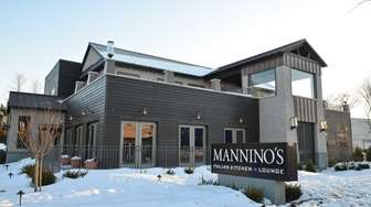 The relocated and expanded Mannino's Italian Kitchen &