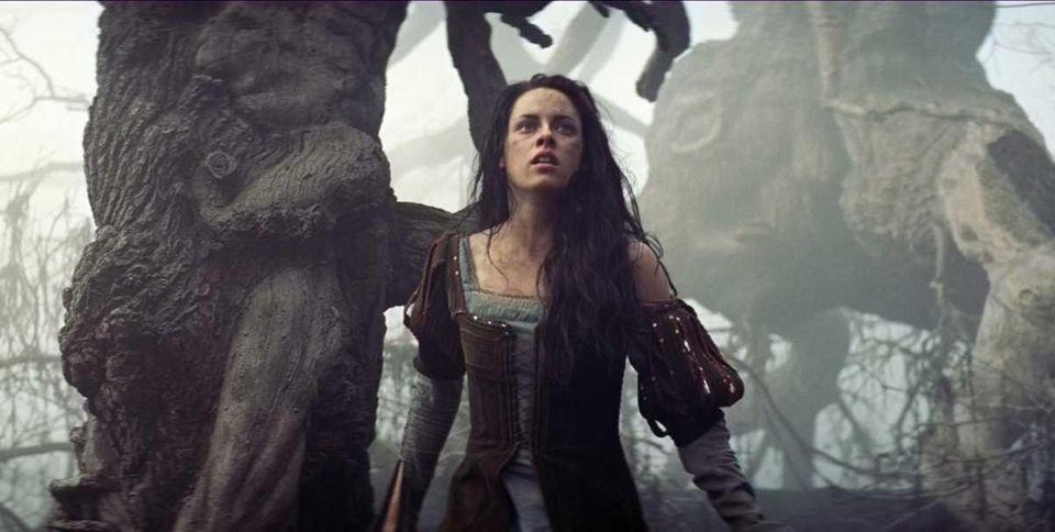 ... Snow White in 2012's