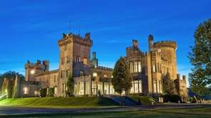 The 16th century Dromoland Castle in Clare, Ireland