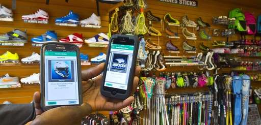 Hauppauge-based Lacrosse Unlimited, which sells apparel, footwear and