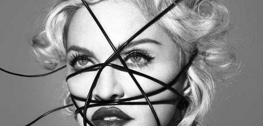 "Madonna's ""Rebel Heart"" album."