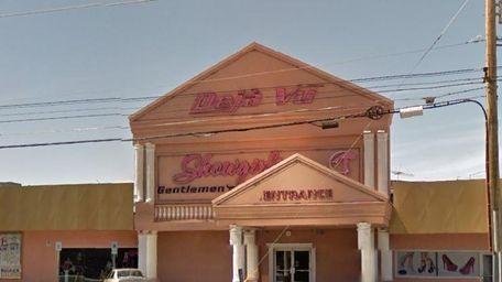 Deja Vu Showgirls, a Las Vegas-based strip club,