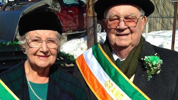 James Kirby, 87, and his sister Margaret Kirby