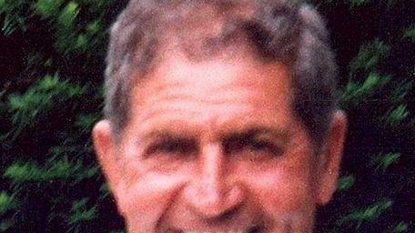 Joseph Bartlotti, a World War II veteran and