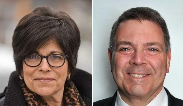 Democrat Rita Kestenbaum, 56, of Bellmore, faces Republican