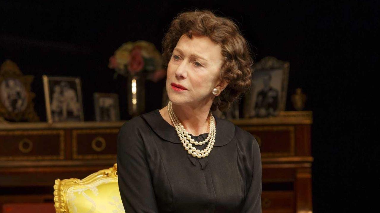 Helen Mirren starred as Elizabeth II in