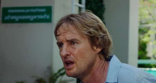 Owen Wilson in a scene from his upcoming