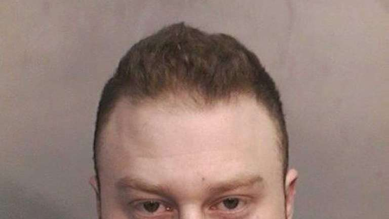 Ari S. Drucker, 27, of Syosset, was arrested