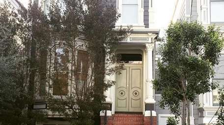 """Actor John Stamos visited the """"Full House"""" home"""