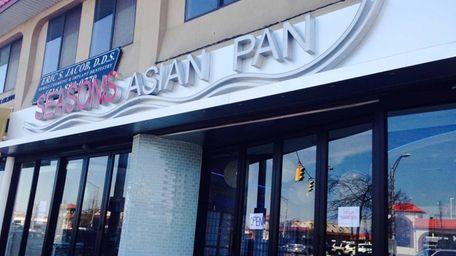 Seasons Asian Pan is now serving Thai curries,