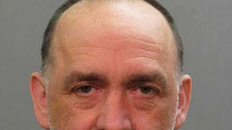 Police said Charles Powers, 54, of 30 Tower