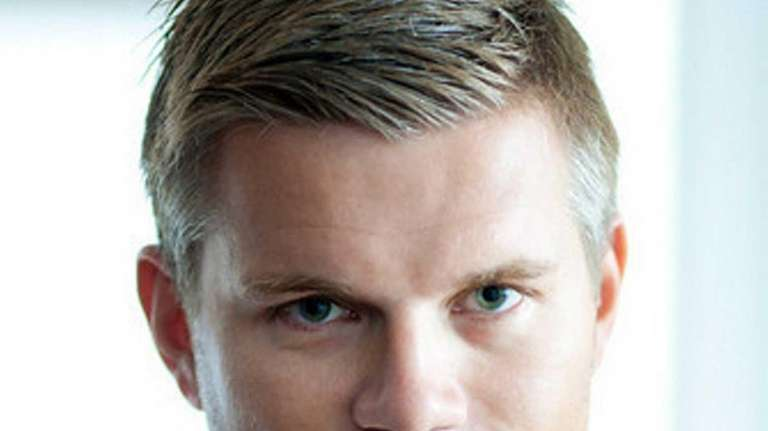 Johan Apel is CEO of Melville-based graphics company,