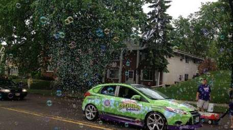 Gazillion National Bubble Week is celebrated March 7-13,