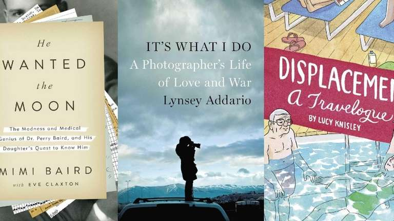 New memoirs from Mimi Baird, Lynsey Addario and