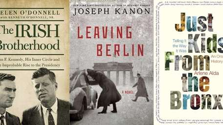 New March releases by Helen O'Donnell, Joseph Kanon