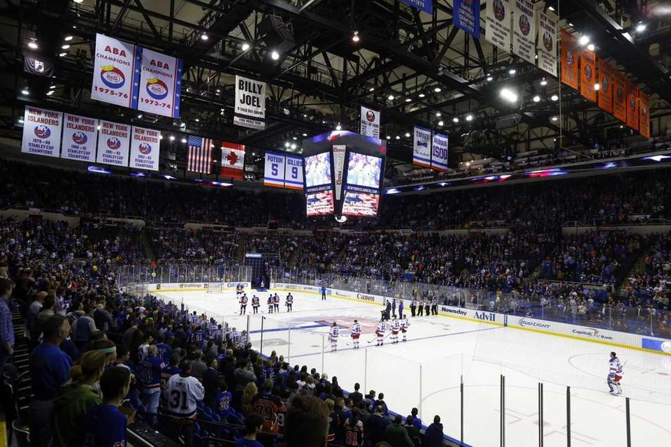 The New York Islanders and the New York