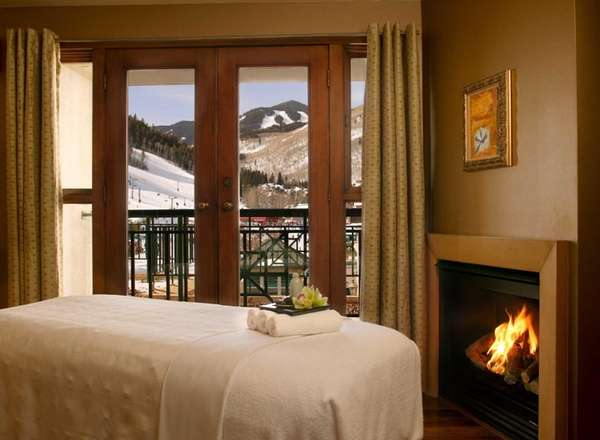 At the Park Hyatt Beaver Creek Resort &