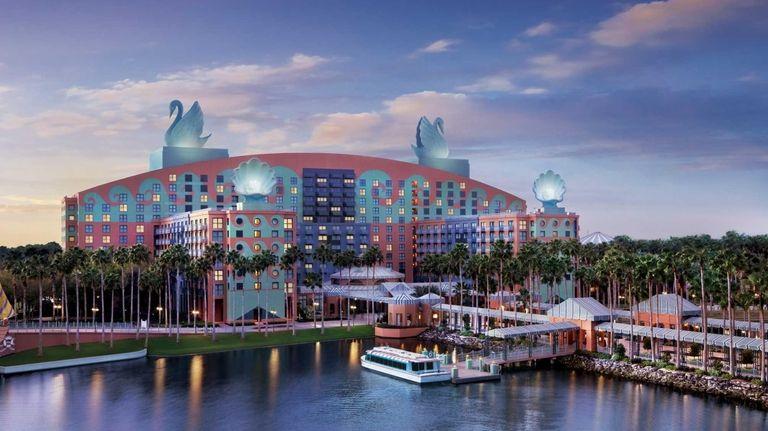 The Walt Disney World Swan and Dolphin Resort