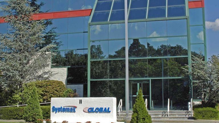 Port Washington-based Systemax Inc. said Wednesday that it