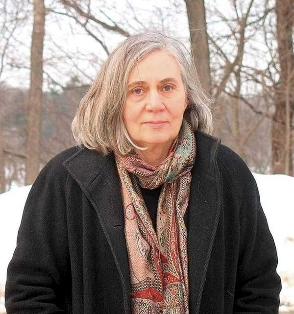 Marilynne Robinson, author of